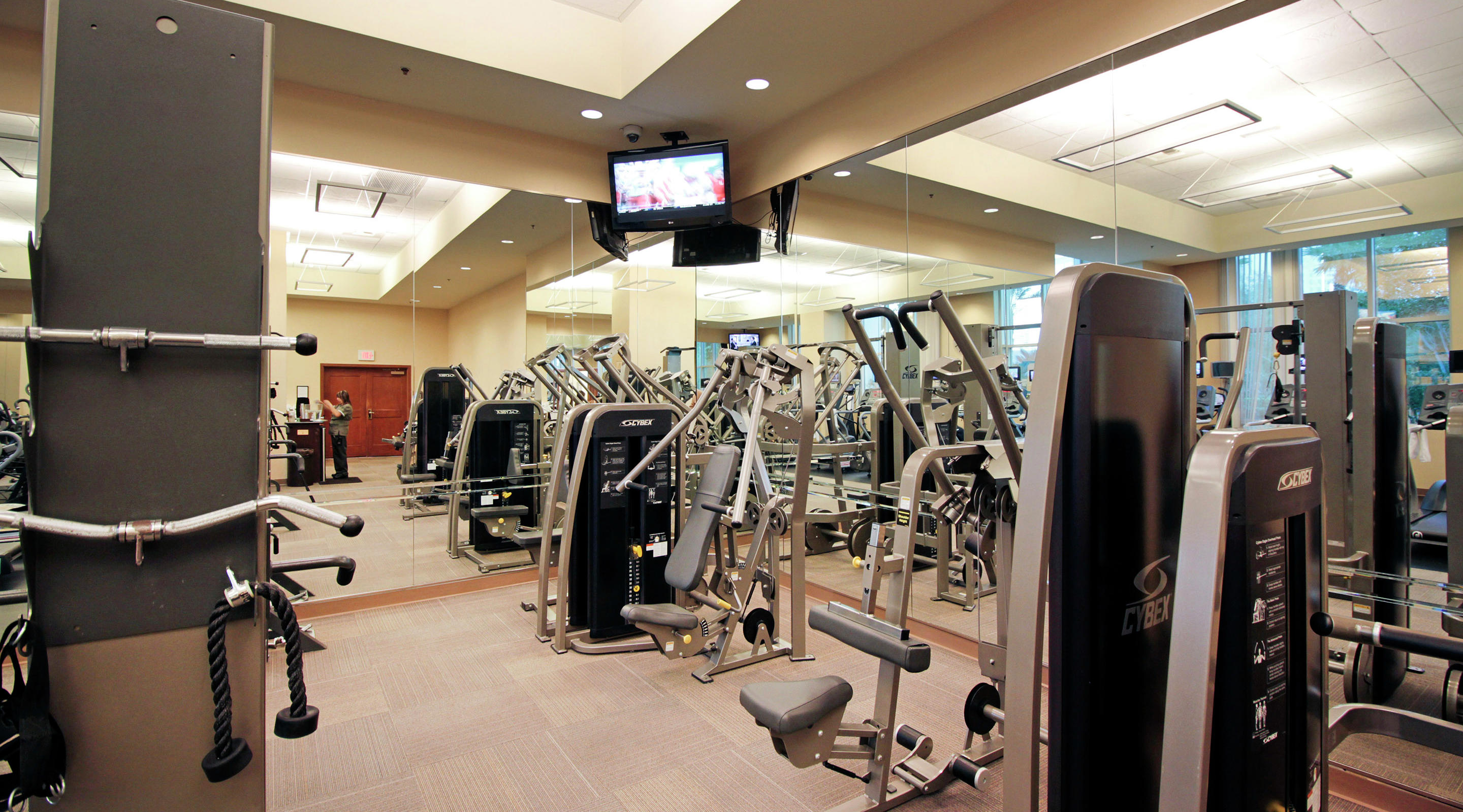 Mgm Grand Spa Fitness Center