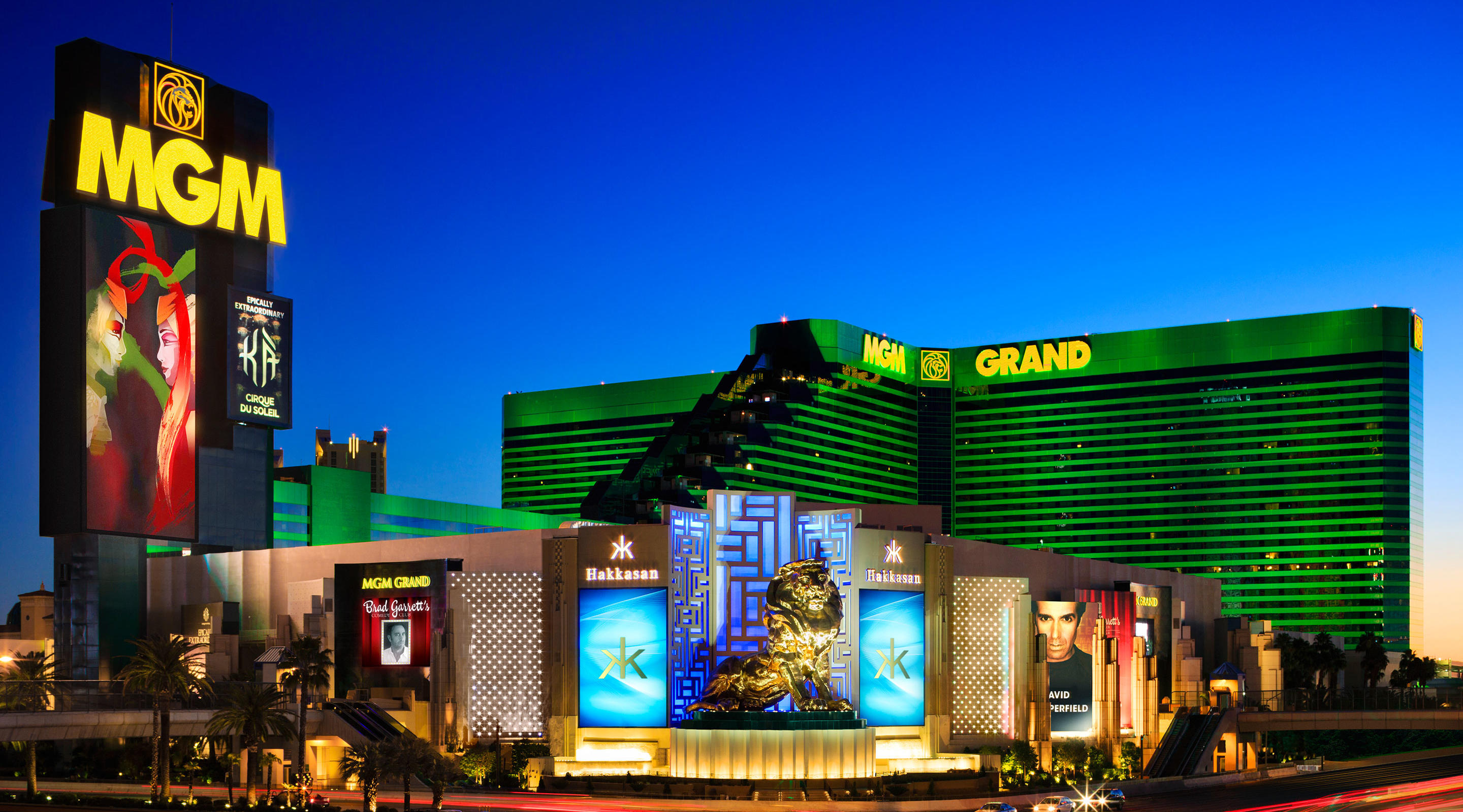 Mgm Grand Address