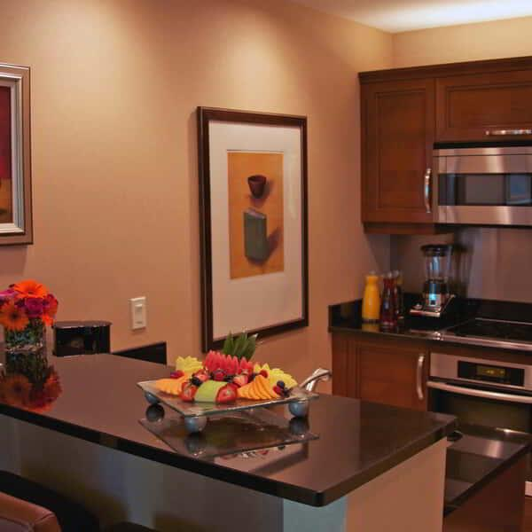 One Bedroom Suite With Kitchen: The Signature At MGM Grand